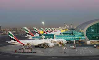 مطار دبي الدولي يستقبل أول رحلة تجارية إسرائيلية