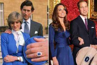 بعد حصوله على لقب الأكثر شعبية في العالم.. حقائق مثيرة عن خاتم زفاف كيت ميدلتون