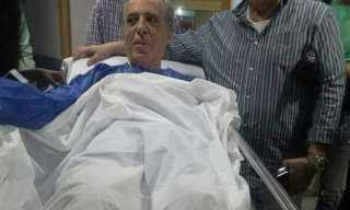 سمير عدلي يتعرض لوعكة صحية