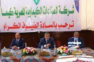 صور.. وزير القوى العاملة يزف أخبار سارة لصيادي بحيرة ناصر بأسوان