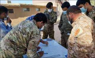 بالصور.. تركيا تواصل تدريب عناصر الوفاق الليبية