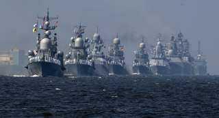 كيف ردت أمريكا على تحريك روسيا أسطولها بالكامل في البحر الأسود؟