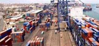 16 سفينة حاويات وبضائع فى «ميناء دمياط»