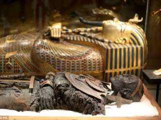 المتحف المصرى: المومياوات الملكية جاهزة للنقل لمتحف الحضارة