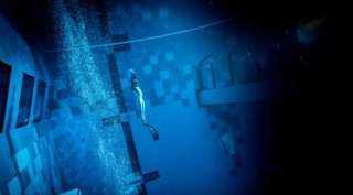 «ديب سبوت».. معلومات مثيرة عن أعمق حمام سباحة في العالم