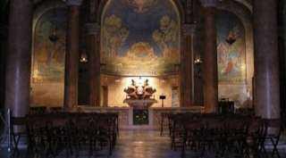 الرئاسة الفلسطينية تندد بمحاولة مستوطن حرق كنيسة بالقدس