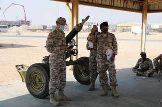 بالصور.. تركيا تُدرب قوات عسكرية قطرية على استخدام قذائف الهاون