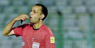 """نهائي كأس مصر.. ماذا يفعل الأهلى والجيش مع صافرة """"الحنفي""""؟"""