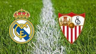موعد مباراة ريال مدريد وأشبيلية بالدوري الإسباني