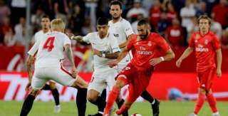 ريال مدريد ضد أشبيلية.. التشكيل المتوقع للفريقين