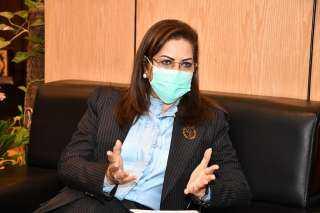د. هالة السعيد: تطوير أداء الخدمات الحكومية يقضي علي الفساد