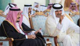 عاجل.. أول تعليق من الملك سلمان علي التصالح مع قطر