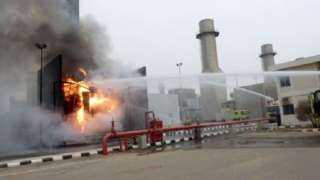 «الكهرباء» تكشف كواليس انفجار محطة أسيوط البخارية