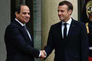 قبل زيارة السيسي لفرنسا .. تعرف على حجم التبادل التجاري والاسثمارات الفرنسية فى مصر