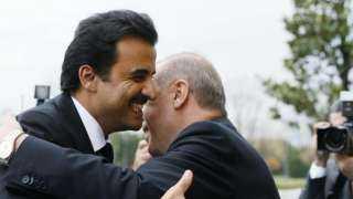الشيطان يعظ.. أردوغان يهين شعبه  : نعم بعت الجيش والبورصة إلي قطر
