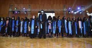 سفارة جنوب السودان تحتفل بتخرج دفعة جديدة من طلابها بمصر