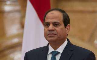 ننشر تفاصيل لقاء الرئيس السيسي برئيسى البرلمان العربي ومجلس النواب