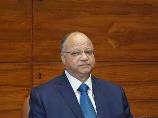 محافظ القاهرة يقود حملة لإزالة الإشغالات