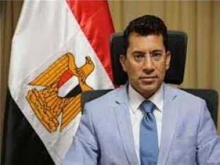 وزير الرياضة يؤكد تميز نتائج لاعبات مصر في مختلف البطولات
