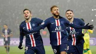 باريس سان جيرمان يكتسح مونبيلييه برباعية في الدوري الفرنسي