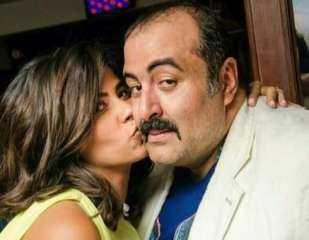 شاهد.. فضيحة طليق روبي مع ممثلة مصرية شهيرة