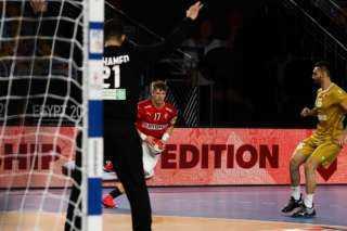 الدنمارك تبدأ رحلة الدفاع عن لقبها بفوز على البحرين (34_10) بمونديال اليد