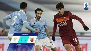لاتسيو يذل روما بثلاثية في الدوري الإيطالي