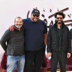 """محمد ممدوح: سعيد بالتعاون مع خالد النبوي في فيلم """"أهل الكهف"""""""