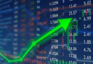 الأسهم ترتفع بنسبة 1.15% فى بورصة دبى بختام الجلسات