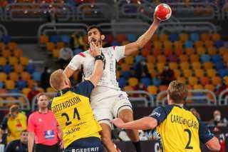 مصر تخسر أمام السويد 24 – 23 في مونديال اليد