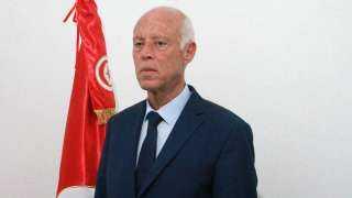 أول تعليق لـ قيس سعيد على التظاهرات العنيفة التى تهز تونس