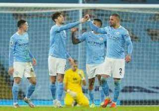 مانشستر سيتي يواجه أستون فيلا في الدوري الإنجليزي