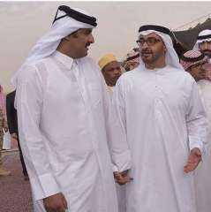 عاجل.. بيان قطري مثير بشأن العلاقة مع الإمارات بعد المصالحة الخليجية