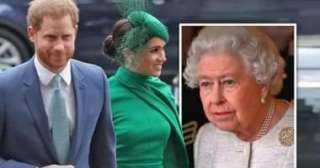 لماذا ألغيت المراجعة المقررة لانفصال هارى وميجان ماركل عن العائلة الملكية البريطانية ؟.. إليك التفاصيل