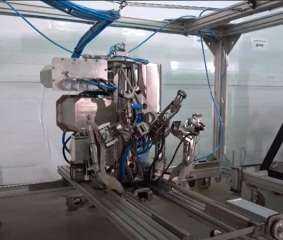 """اختبار روبوت فريد من نوعه في محطة """"لينينجراد"""" النووية"""