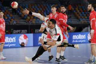 مونديال اليد.. مصر تهزم روسيا (28 - 23) في أول لقاءات الدوري الرئسي