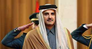 عاجل.. رسالة خطيرة من أمير قطر لـ بايدن