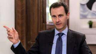 عاجل.. رسالة نارية من سوريا لـ بايدن