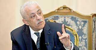 الحكومة تنوى عدم عودة الدراسة مرة أخرى .. طارق شوقى يرد