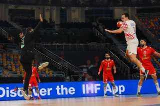 كرواتيا تهزم البحرين (28_18) بمونديال اليد