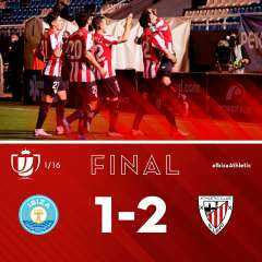 بيلباو يضرب إيبيزا بثنائية ويتأهل لربع نهائي كأس إسبانيا
