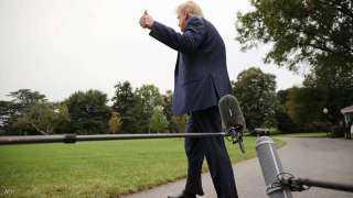 هدد بايدن بمفاجأة كبري.. أول تصريح ناري  لترامب بعد مغادرة البيت الأبيض