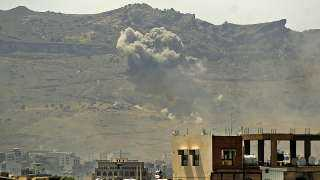 التحالف العربي يعترض هدفا جويا معاديا باتجاه الرياض