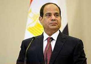 الرئيس السيسي يوجه رسالة هامة للمصريين