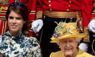 آخر تقاليع كورونا.. الملكة إليزابيث تتخلى عن تقليد ملكى باستقبال طفل أوجينى