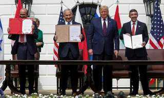 عاجل .. الدول العربية تعلن إلغاء  إتفاقيات التطبيع مع إسرائيل