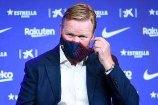 بدون ميسي.. كومان يعلن قائمة برشلونة استعددا لمواجهة إلتشي