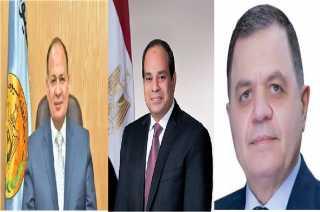 اللواء عصام سعد يهنئ الرئيس السيسي ووزير الداخلية
