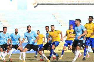 في مباراة ركلات الجزاء.. الإسماعيلي يتعادل مع غزل المحلة 2-2 بالدوري الممتاز