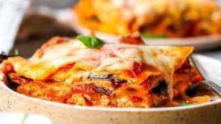 «زي المطاعم».. كيفية إعداد اللازانيا بالجبن والمشروم